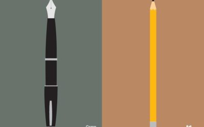 La differenza tra Copywriter e Art Director spiegata con una grafica